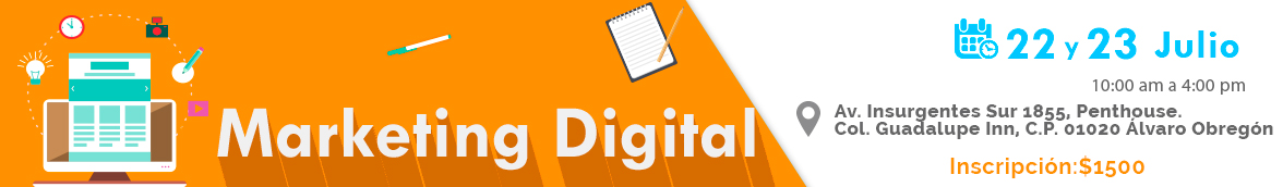 Mkt-digital curso julio