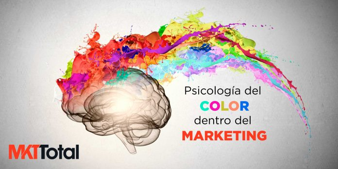 Psicologia del color dentro del marketing