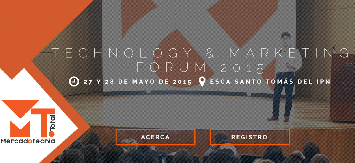 mercadotecnia-Technology-Marketing-Forum-2015