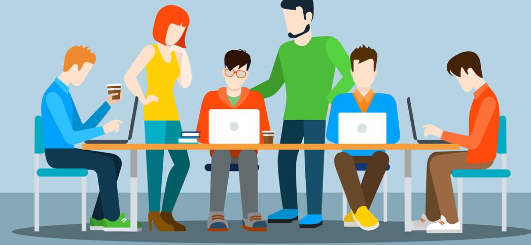 cursos de abril marketing digital y desarrollo de aplicaciones en