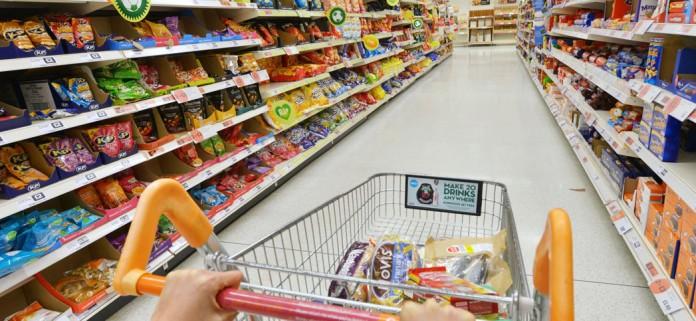 feedback en el supermercado