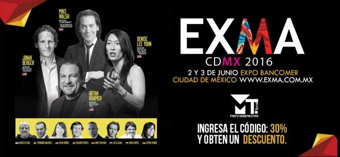 exma mexico 2016