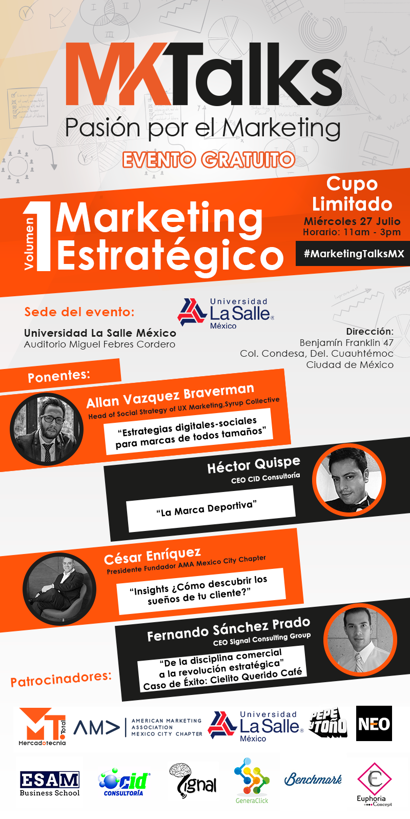 Marketing Talks MX Vol1
