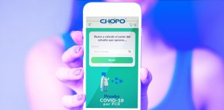 laboratorio chopo-covid19